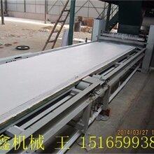 匀质板设备匀质保温防火板设备JX-88设备操作简单图片