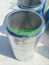 微穿孔板消声器离心风机消声器消声器生产厂家