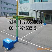 海南Φ8825圆管排球柱报价配重箱自装沙石剑桥安装产品经过验证通过图片