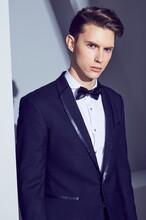法派特男装高级西服量身定制让男士着装更有礼仪感