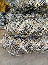 锦州山坡防护网钢丝绳包山网山体滑坡防护网集磊丝网厂家销售