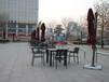 简约户外咖啡厅桌椅休闲餐饮外摆桌椅