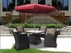 阳台桌椅、休闲桌椅供应商、别墅阳台桌椅