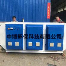宿州中博环保ZB-HB--8-2000风量UV光氧净化器UV光氧催化废气净化器