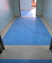 PVC地板同质通透有方向和无方向商用地板