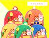 流行时尚可爱手工卡通儿童书包幼儿园潮宝宝花朵双肩背包生产厂家定制OEM来图来样定做