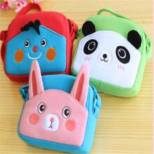 韩版可爱小熊多功能儿童书包可印logo小学背包来图厂家定做