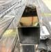 特销规格不锈钢方管40402.0亮光面扁管5052.0材质304不锈钢方管