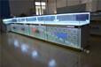 安徽宿州华为手机柜新款vivo小米手机柜台三星步步高玻璃柜华为OPPO收银台