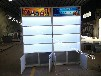 广东超市烟柜河源木质精品烟酒展柜便利店烟酒柜烟柜台定制玻璃展示柜