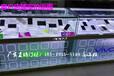 铁质喷砂联通沃手机柜台土豪金VIVO展示柜台OPPO玻璃柜设计华为柜台新款