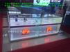 华为手机柜台中国移动4G展示柜三星OPPO收银台维修台小米vivo铁质玻璃展柜