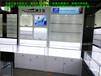 天津市定做2017新款土豪金剃须刀展示柜红桥区手表柜烤漆眼镜柜精品耳环项链展示柜厂家