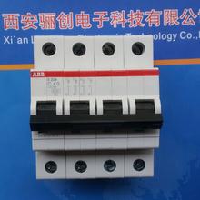 ABB微型断路器S204-K25空气开关4P25A正品