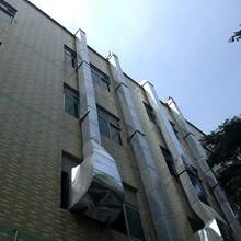 長沙市廠房通風管道圖片
