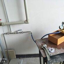 上海不锈钢饮用水管净水管卡压管别墅装修304不锈钢管卡压施工图片