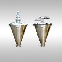 昶衡机械_供应双螺旋锥形混合机食品混合机混合均匀度高出料干净节能环保图片