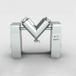 昶衡机械_供应V形混合机实验混合机不锈钢粉体混合机大型混合机设备