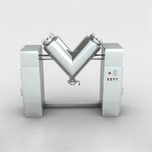 昶衡机械_供应V形混合机实验混合机不锈钢粉体混合机大型混合机设备图片