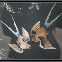 收藏蜀绣织绣品最好从五个步骤着手,鉴定交易图片