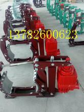 晋城发货防爆电力液压制动器BYWZ5-400/80焦作HUAWU制动器厂公司人员现场安装图片