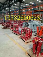 百色电力液压盘式制动器YP3-2000-600-710HUAWU制动器厂生产图片
