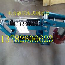 焦作电力液压块式制动器、起重机、船用制动器YWZ-600/180-焦作华武制动器厂图片