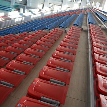 伸缩式看台座椅生产厂家