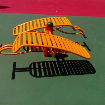 塑木公园休闲椅生产厂家