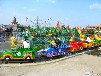 郑州嘉信游乐设备水陆战车原装正品少儿的游乐园