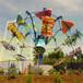 赚钱惊险刺激嘉信游乐设备FZFX风筝飞行