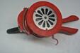 厂家直销批发便携式铝合金100型摇警报器部队森林消防专用
