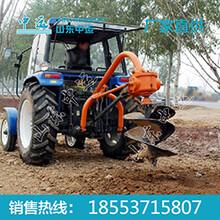 山东中运大型种植挖坑机价格