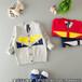 儿童毛衣打底衫一七年爆款摇滚衣服毛线衣儿童服装销售拿货一首厂家货源