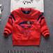 女童毛衣空调衫一七年最新羊绒衫锦纶尼龙5-12岁服装定制拿货