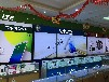 深圳UV软膜无边框卡布灯箱广告手机店柜台背景墙无边框室外户外拉布灯箱