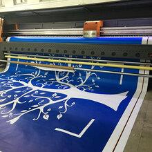 深圳5米机大型内外光喷绘写真制作广告布户外写真喷画无接缝广告布喷绘