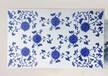 青花瓷镶嵌瓷板定制,加工工艺品瓷板,景德镇瓷板厂