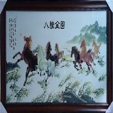 景德镇陶瓷礼品陶瓷瓷板画