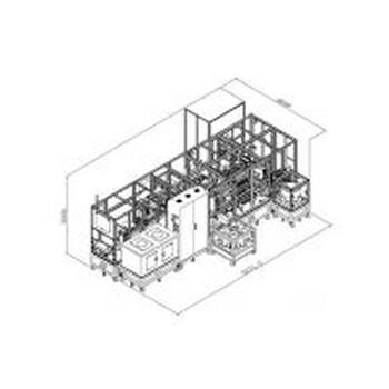 自动化设备-感烟探测器自动装配线