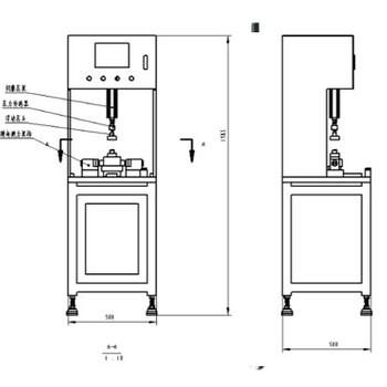 非标检测设备-扩张器力—位移测试台