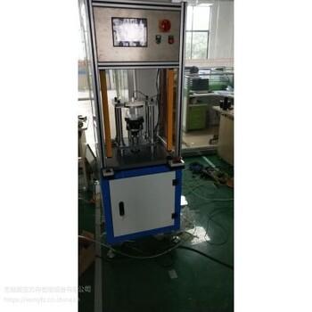 自动化检测设备机械行业ncfz-01密封垫厚度平面度检测分选机