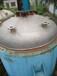 二手反应设备反应釜清洗剂不锈钢反应釜