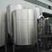 通遼圓筒形鋼制焊接空氣二手儲罐