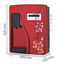 厂家直销冷热管线机壁挂式冰热管线机红色白色可选