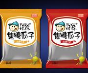东光大米中封塑料袋定制图片