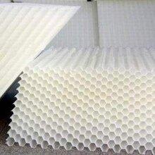 凈水材料斜管填料濾料生產廠家圖片