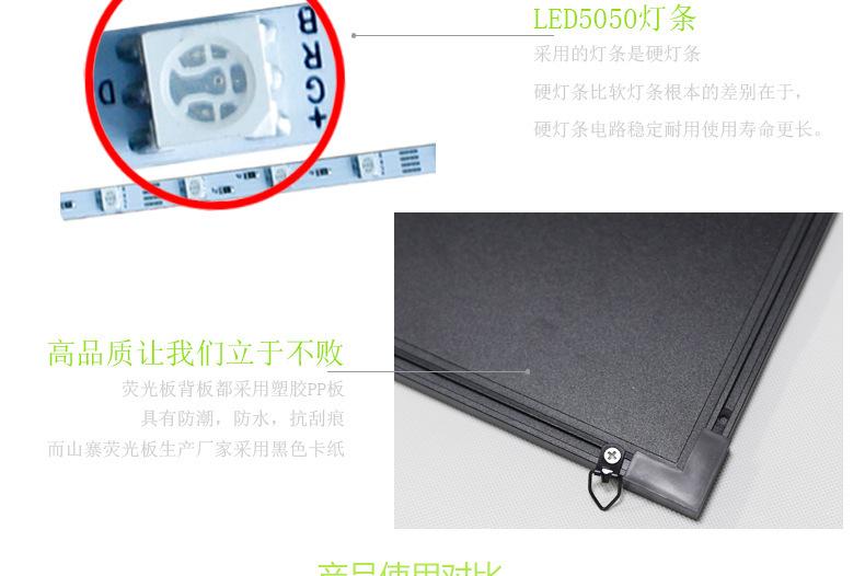 发光荧光板图片 -发光荧光板报价 厂家
