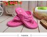 夏季新款女式凉鞋防滑浴室夹趾人字拖厂家直销批发