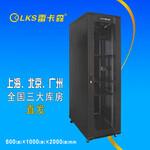 供应广西柳州雷卡森银河版网络机柜19英寸标准38U机柜一站式服务图片